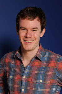 Joe Swanberg at the 2011 Sundance Film Festival in Utah.