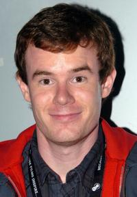 Joe Swanberg at the screening of