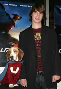 Alex Neuberger at the premiere of