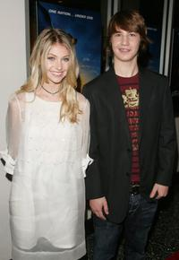 Taylor Momsen and Alex Neuberger at the premiere of
