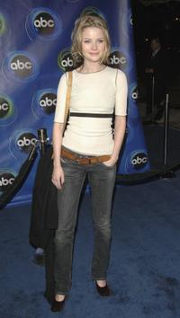 Anita Briem at the ABC Winter Press Tour All Star Party.