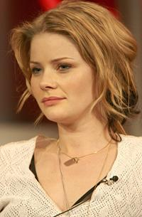 Anita Briem at the ABC executive question and answer segment of Television Critics Association Press Tour.