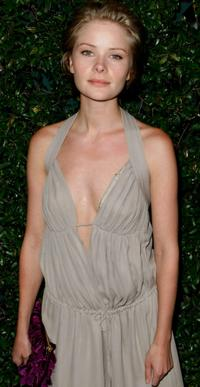 Anita Briem at the screening of