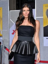 Fergie at the world premiere of