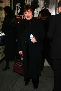 Marsha Mason at the opening night of