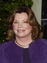 Marsha Mason at the Hallmark Channel's