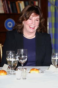 Marsha Mason at the New York Oscar Party Tasting.