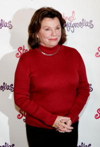 Marsha Mason at the media day announcement for the Broadway play