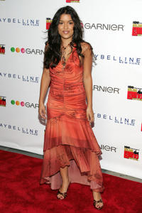 Alicia Sixtos at the premiere of