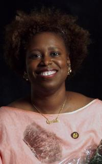 Cynthia McKinney at the Silverdocs: AFI/Discovery Channel Documentary Festival.