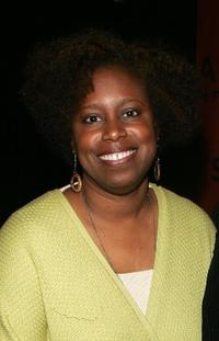 Cynthia McKinney at the 2006 Sundance Awards Night.
