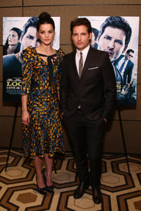 Jaimie Alexander and Peter Facinelli at the New York premiere of
