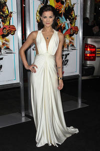 Jaimie Alexander at the California premiere of