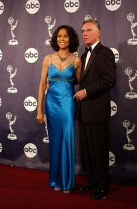 Tracey Ross and Ben Masters at the 30th Annual Emmy Awards.