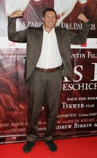Ralf Moeller at the world premiere of