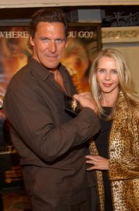 Ralf Moeller and Wife at the premiere of