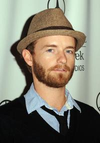 Christopher Kennedy Masterson at the Spring 2009 Mercedes-Benz Fashion Week.
