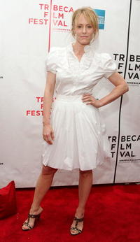 Mary Stuart Masterson at the 2007 Tribeca Film Festival, attends the premiere of