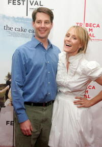 Mary Stuart Masterson and Peter Masterson at the 2007 Tribeca Film Festival, attend the premiere of
