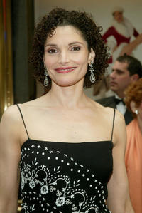 Mary Elizabeth Mastrantonio at the