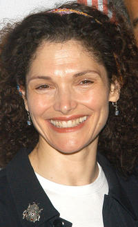 Mary Elizabeth Mastrantonio at the Tony Awards Nominee Luncheon in New York.