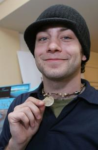 Jonathan Sadowski at the 2007 World Talent Style Lounge during the 64th Annual Golden Globe Awards.