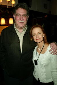 Richard Masur and Swoozie Kurtz at the 90th Anniversary of Actors Equity.