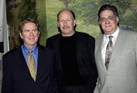 Richard Masur, John Christopher Jones and Julian Gamble at the opening night of