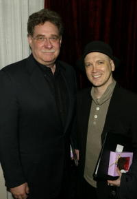 Richard Masur and Charles Busch at the19th Annual Lucille Lortel Awards.