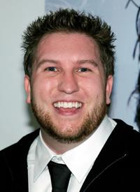 Nate Torrence at the Las Vegas premiere of