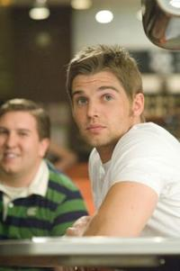 Nate Torrence as Devon and Mike Vogel as Jack in