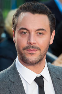 Jack Huston at the international premiere of