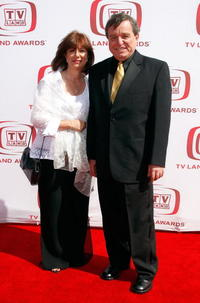 Jerry Mathers and Guest at the 6th Annual TV Land Awards.