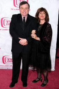 Jerry Mathers and Guest at the 5th Annual TV Land Awards.