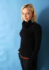 Samantha Mathis at the 5th Annual Tribeca Film Festival, poses for a portrait of the film