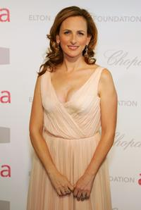 Marlee Matlin at the 15th Annual Elton John AIDS Foundation Academy Awards.
