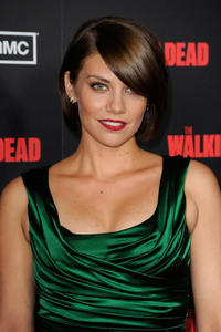 Lauren Cohan at the 2nd Season California premiere of