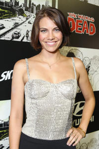 Lauren Cohan at the