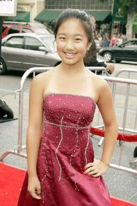 La Na Shi at the premiere of