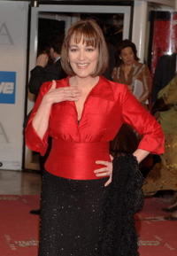 Carmen Maura at the Goya Cinema Awards 2006.