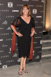 Carmen Maura at the 160th Anniversary Loewe dinner.