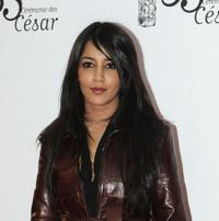 Leila Bekhti at the 35th Cesar's French Film Awards Ceremony.