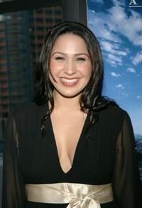 Jennifer Pena at the premiere of