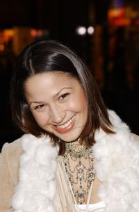 Jennifer Pena at the 2002 Ritmo Latino Awards.