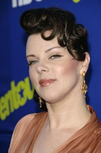 Debi Mazar at the premiere of the