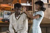 Gary Clark Jr. and Yaya DaCosta in