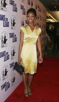 Yaya DaCosta at the screening of