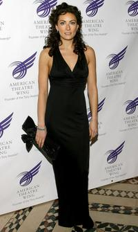 Laura Benanti at the American Theatre Wing's annual Spring gala.