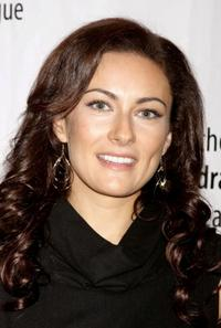 Laura Benanti at the 74th Annual Drama League Awards Ceremony.