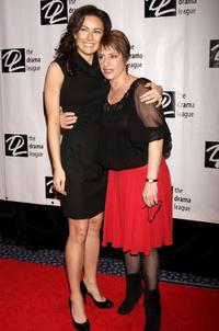 Laura Benanti and Patti LuPone at the 74th Annual Drama League Awards Ceremony.